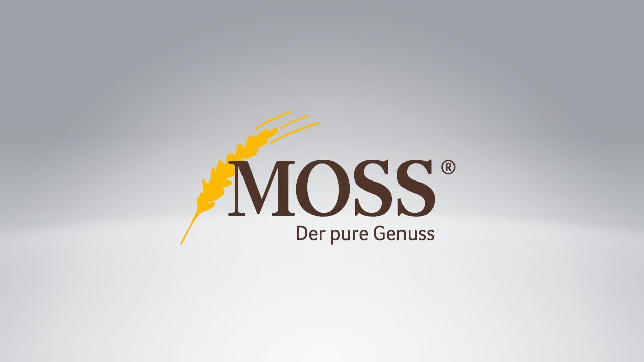 Moss Logo von der Werbeagentur aus Aachen