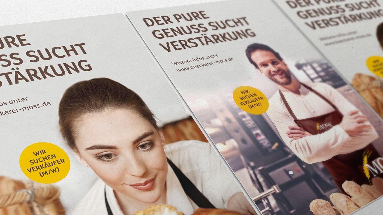 Moss Stellenanzeigen von der Werbeagentur aus Aachen