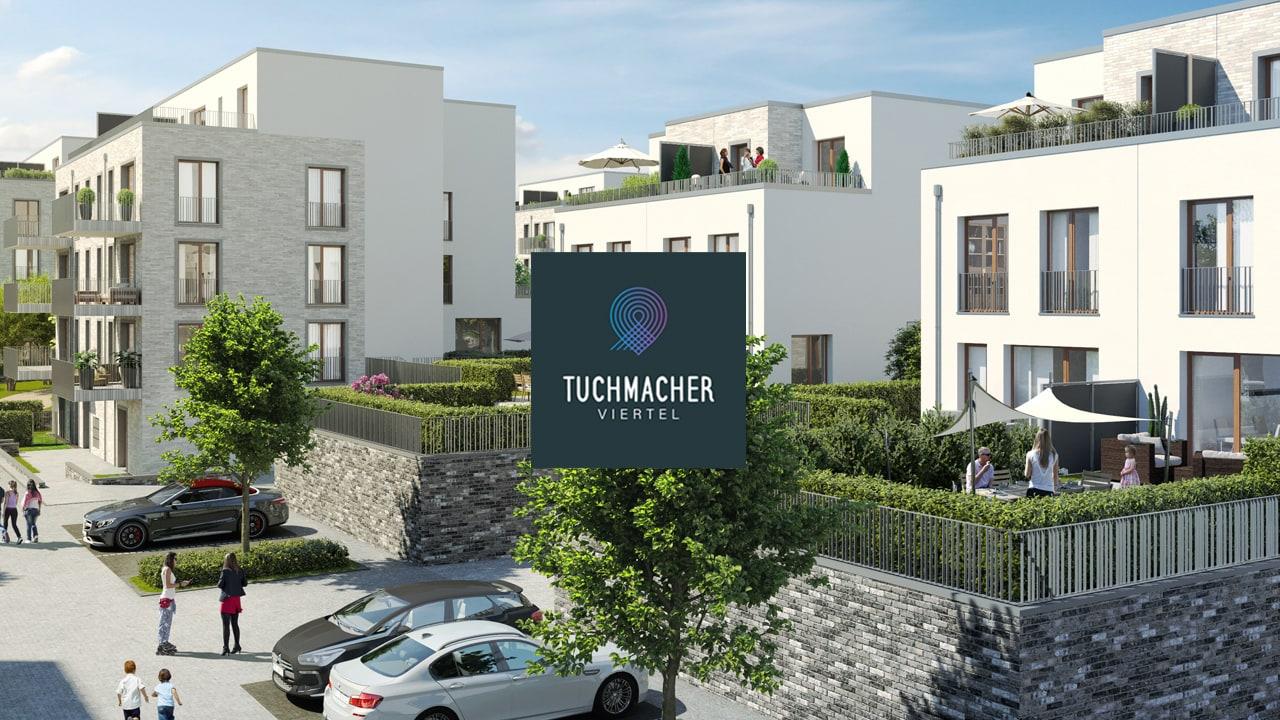 Ein neuer Aachener Stadtteil entsteht