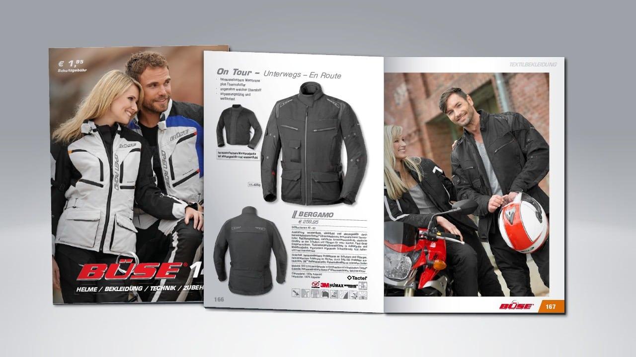 Das BLACK BOOK für Motorradfahrer – BÜSE seit 10 Jahren mit POWER