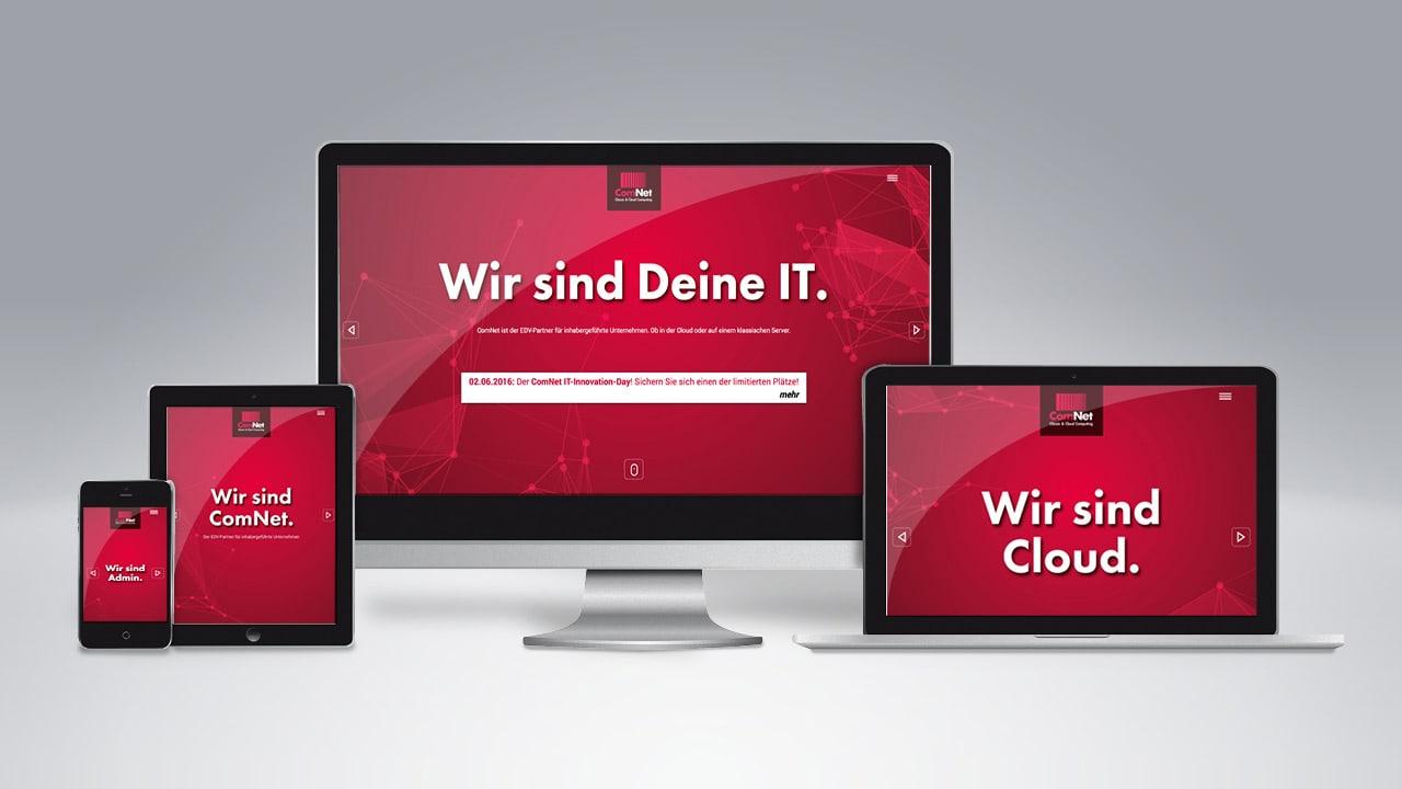ComNet - werbeagentur aus Aachen