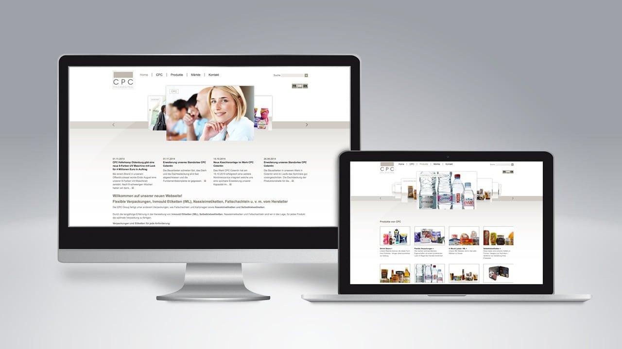 Französischer Verpackungsmittelkonzern setzt auf POWER im Web