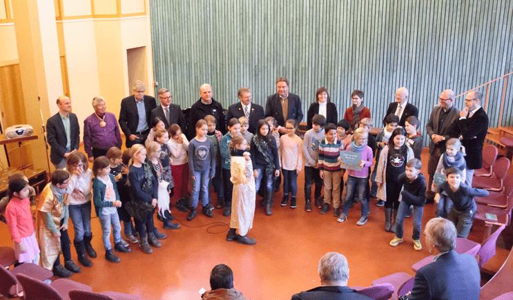 Domsingschule - werbeagentur aus Aachen