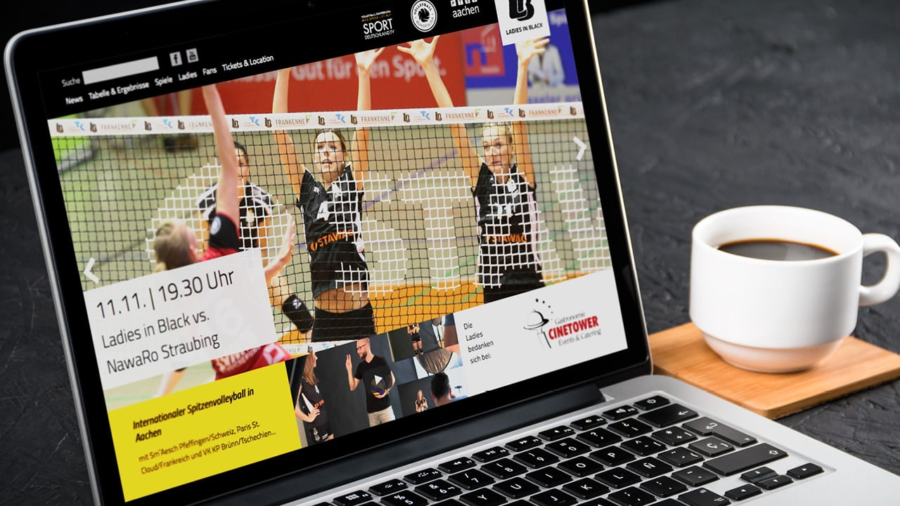 Ladies in Black: Neue Spielzeit. Neue Kampagne. Neue Website.